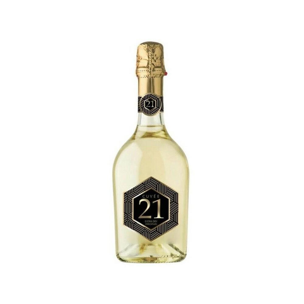 21Cuvee Millesimato Extra Dry cl75