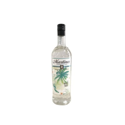 Martinez Carribean White Rum 1Litro