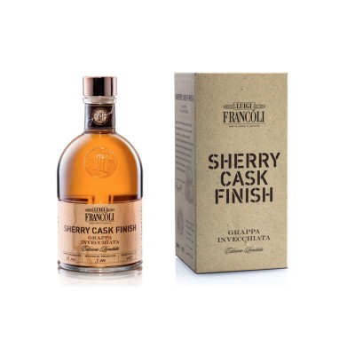 Luigi Francoli Sherry Cask Finish cl50