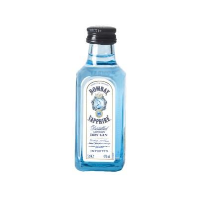 Gin Bombay Sapphire Mignon cl5