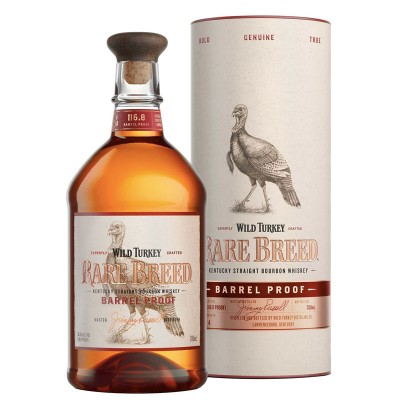 Wild Turkey Rare Breed Barrel Proof cl70