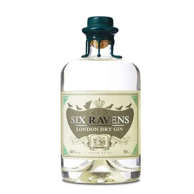 Gin Six Ravens cl50