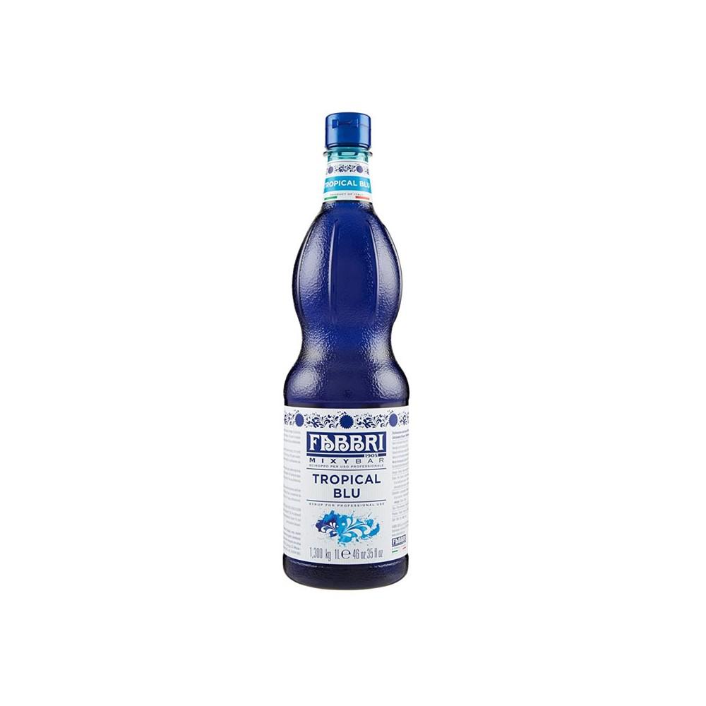 Fabbri Mixybar Tropical Blu 1,3Kg