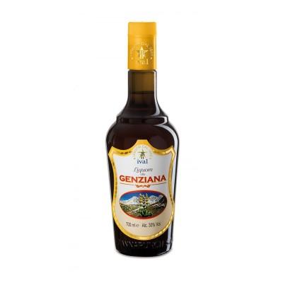 Ival Liquore alla Genziana cl70