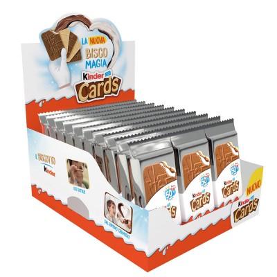 Ferrero Kinder Cards Gr25,6 T2
