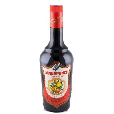 Punch Abruzzese Liquore Artigianale Junnapunch cl70