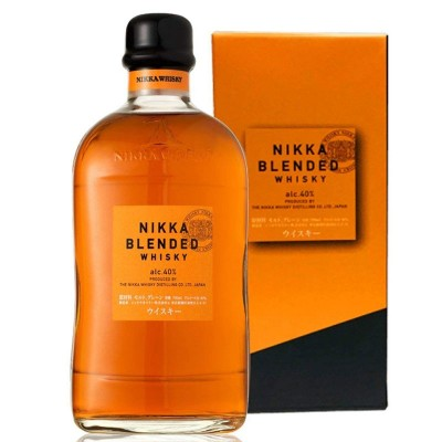 Whisky Nikka Blended cl70 Astucciato