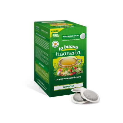 La Buona Tisaneria Tè Verde...