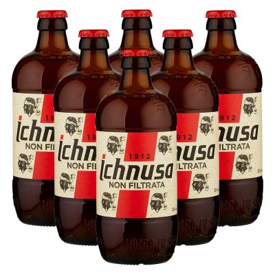 Birra Ichnusa non Filtrata cl50