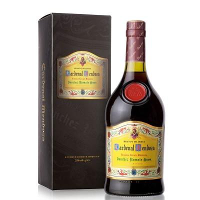 Brandy Cardenal Mendoza Solera Gran Reserva cl70 Astucciato