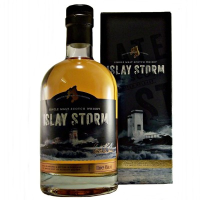 Whisky Islay Storm Single Malt Scotch cl70 Astucciato