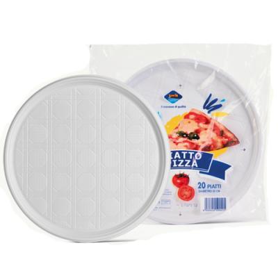IMB Piatto Pizza Monouso 20 Pezzi