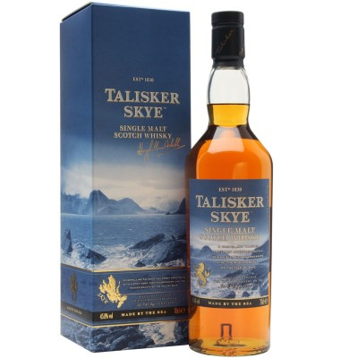 Whisky Talisker Skye Single Malt Scotch cl70 Astucciato
