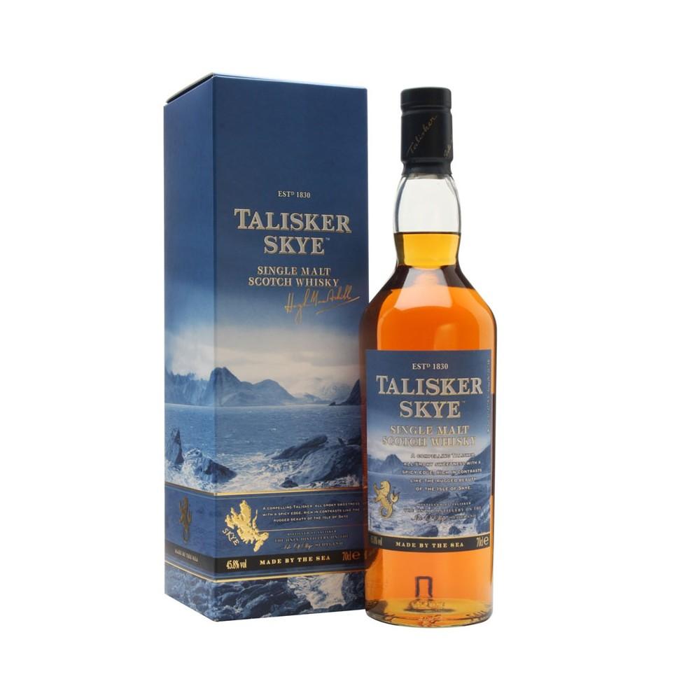 Whisky Talisker Skye Single Malt Scotch cl70 Astucciato