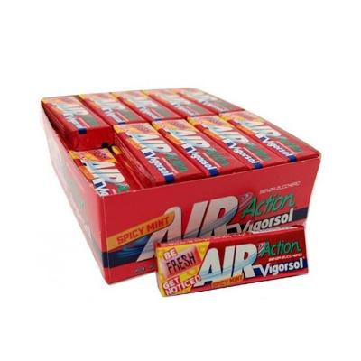 Air Vigorsol Action Spicy Mint 40 stick
