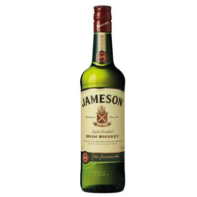 Whisky Jameson Irish Triple Distilled 1Litro