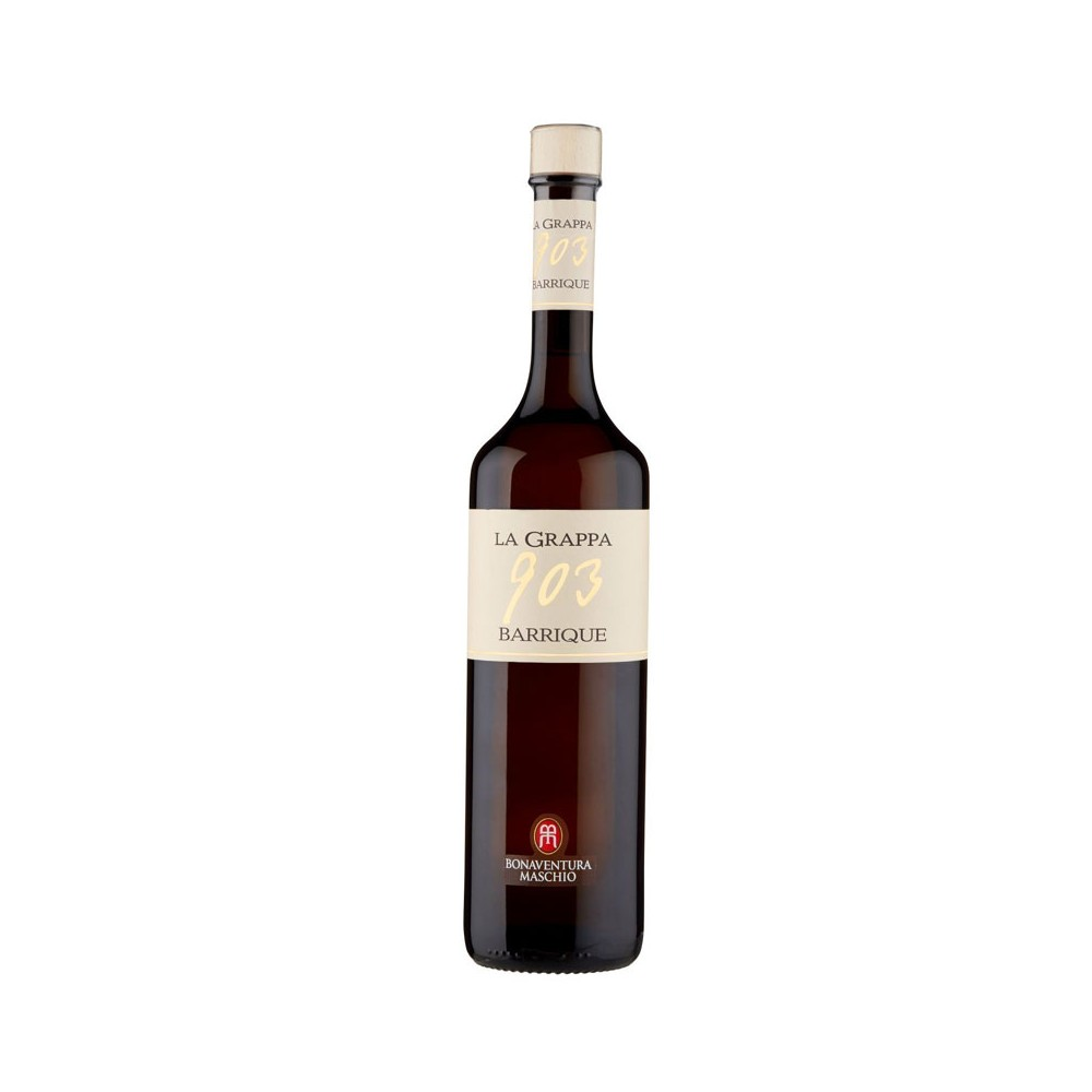Grappa Bonaventura Maschio 903 Barrique cl70