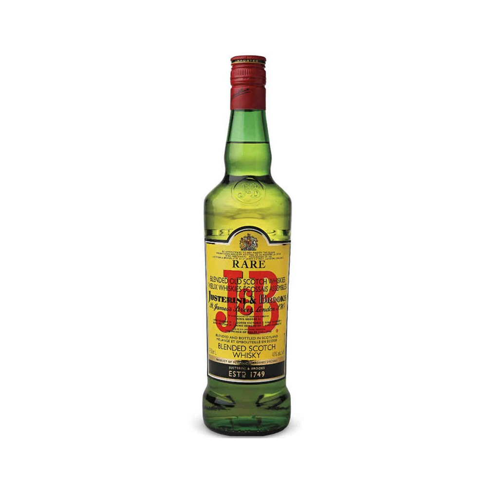 amp;b J Whisky Scotch Blended 1litro Liquò wk0PXOZ8Nn