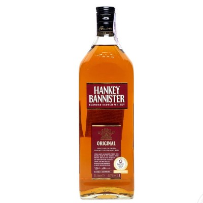 Whisky Hankey Bannister Blended Scotch Original cl70