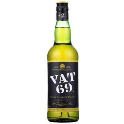Whisky Vat 69 Finest Scotch Whisky cl70