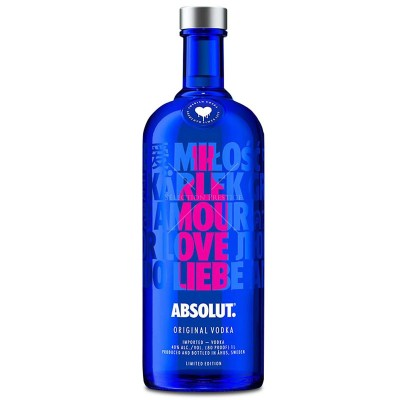 Vodka Absolut Vodka Liscia cl70
