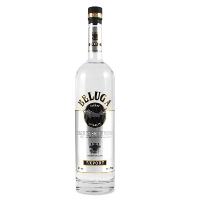 Vodka Beluga Noble Russian 1Litro