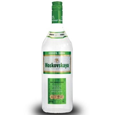 Vodka Moskovskaya 1Litro