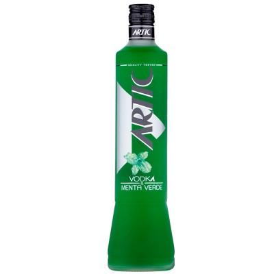 Vodka Artic Menta Verde 1Litro