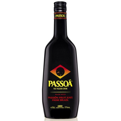 Passoa Liquore Al Passion Fruit 1Litro