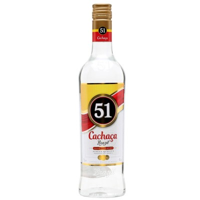 Cachaca 51 1Litro