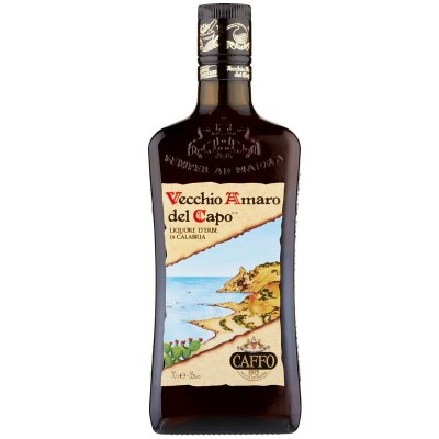 Amaro Vecchio Amaro Del Capo cl70