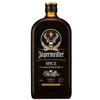 Amaro Jagermeister Spice Cinnamon & Vanilla Blend cl70