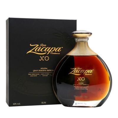 Rum Zacapa XO Solera Gran Riserva Especial cl70 Astucciato