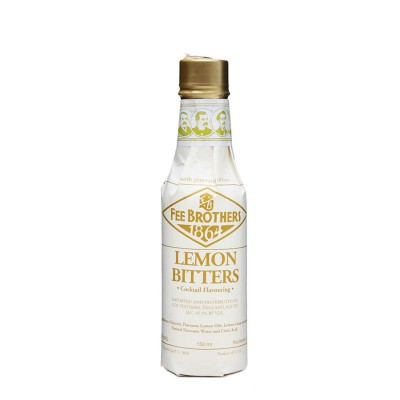 Lemon Bitters Fee Brothers...