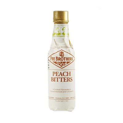 Peach Bitters Fee Brothers...