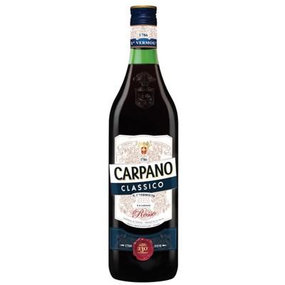 Vermouth Carpano Classico Rosso 1Litro