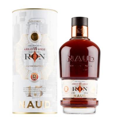 Rum Naud Ron Panama 15y cl70 Astucciato