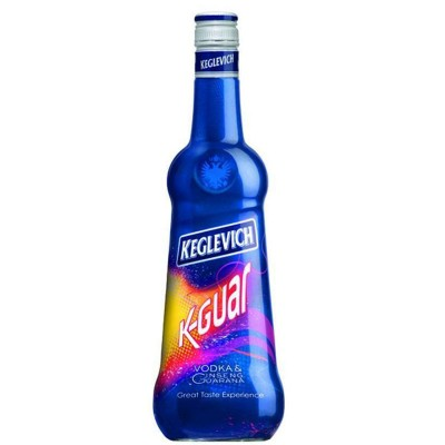 Vodka Keglevich K-Guar Ginseng & Guarana cl70