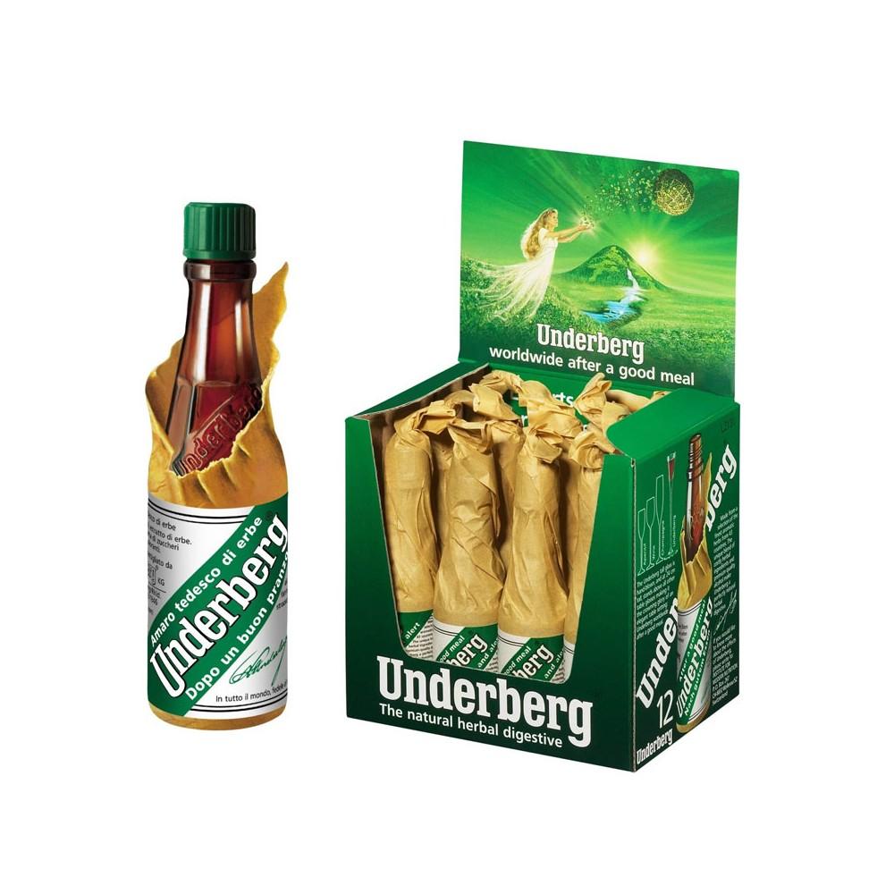 Amaro Underberg Mignon cl2