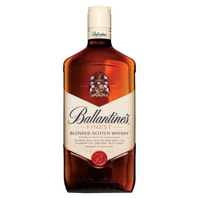 Whisky Ballantine's Finest Blended Scotch Whisky 1Litro