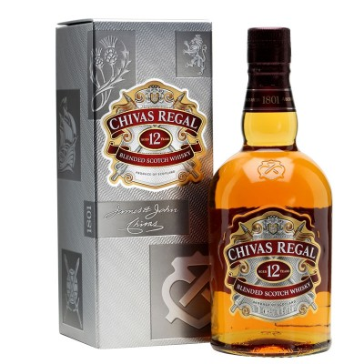 Whisky Chivas Regal 12y cl70 Astucciato