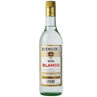 Rum Bermudez Blanco Superior 1Litro