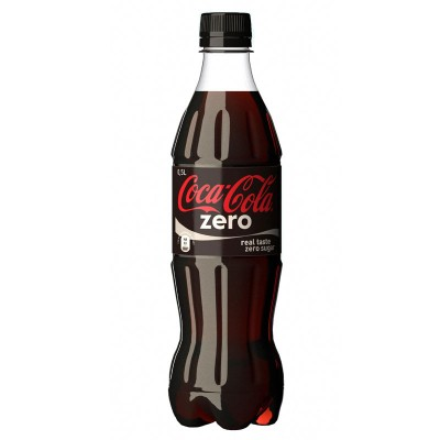 Coca-cola Zero Pet cl45