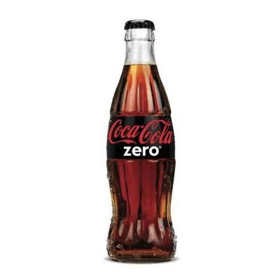 Coca-Cola Zero Vetro cl33