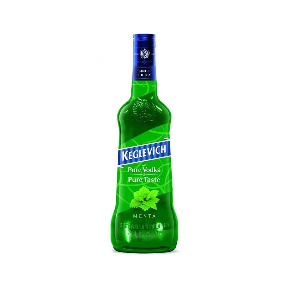 Vodka Keglevich Menta 1Litro
