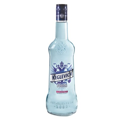 Vodka Keglevich Fusion Vodka & Ginepro cl70