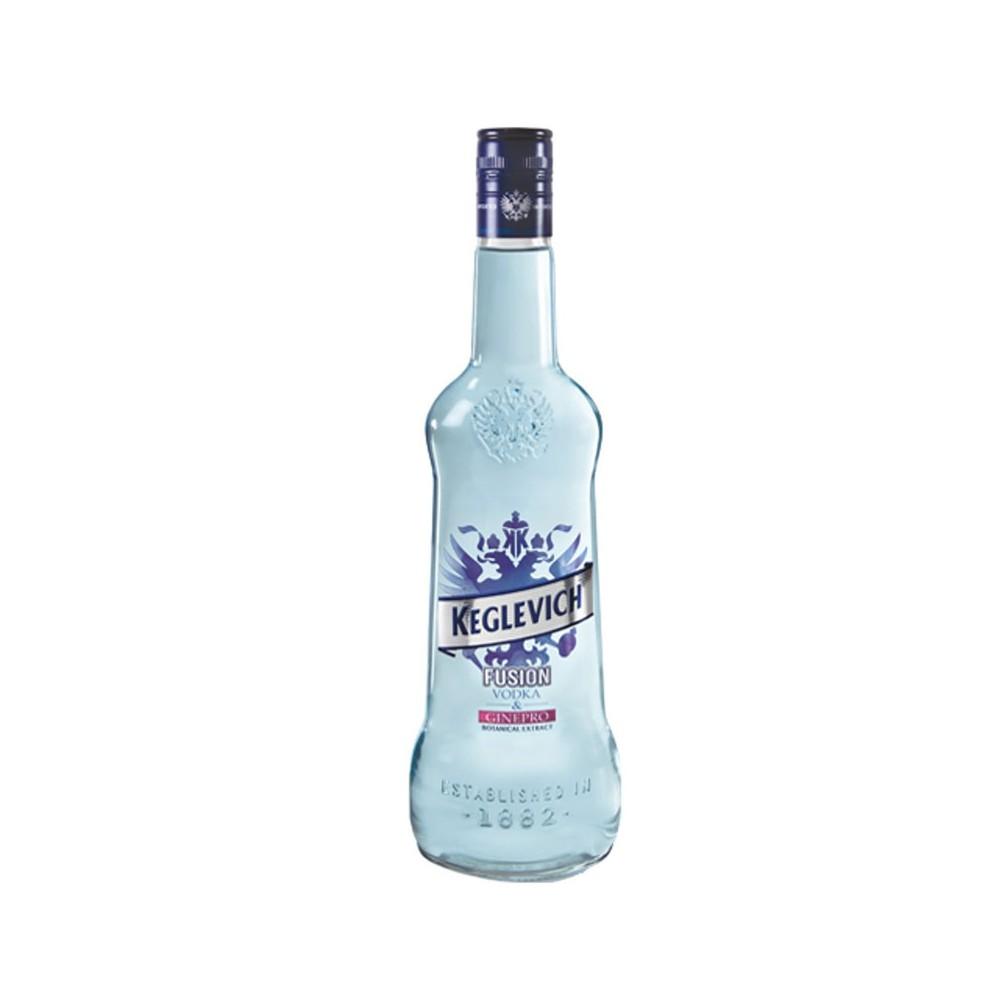 Vodka Keglevich Fusion Vodka & Ginepro cl70