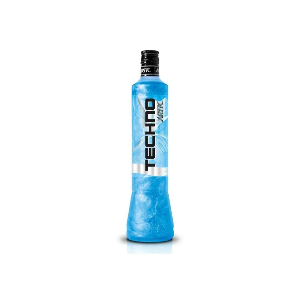 Vodka Artic Techno Blue cl70