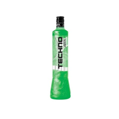 Vodka Artic Techno Green cl70