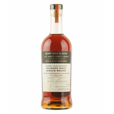 Whisky Berry Bros & Rudd Sherry Cask cl70